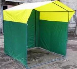 Палатка торговая, разборная «Домик» 1,9x1,9