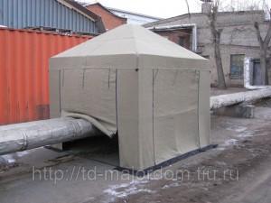 Палатка сварщика 3х3