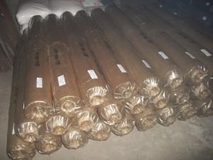 Пленка полиэтиленовая техническая 100мкм 1,5 рукав,  3x100м
